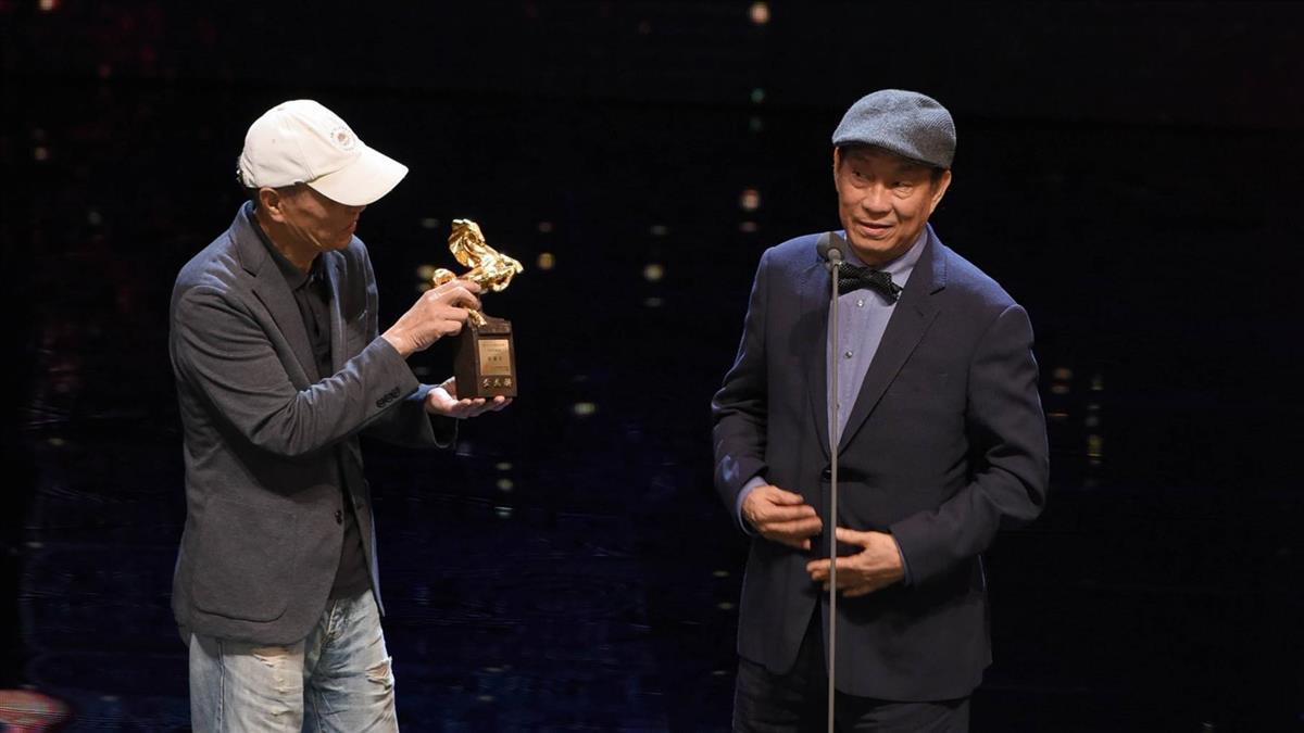 表現電影最好的部分!廖慶松獲金馬特別貢獻
