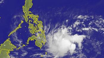 第28號颱風萬宜將生成 短期不影響台灣