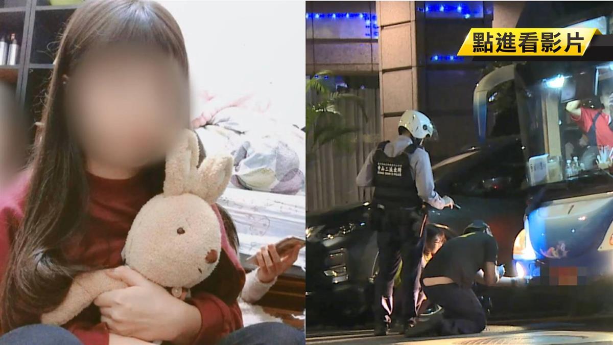 慟!16歲少女遭遊覽車輾斃 阿嬤淚崩:司機只說對不起