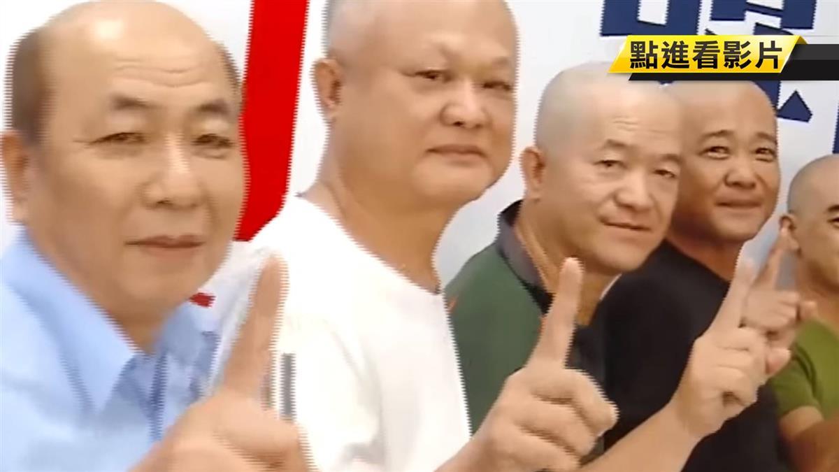 韓選前之夜徵百名禿頭!短短2天150人報名