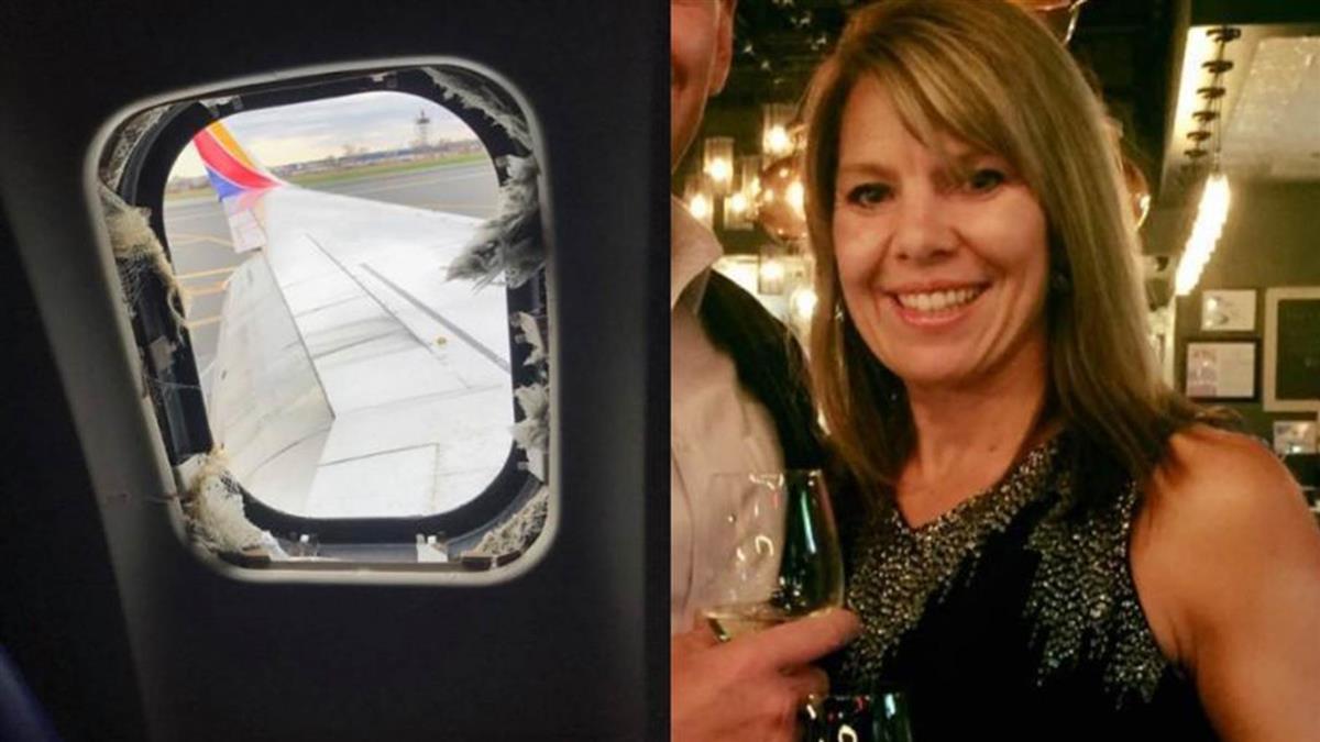 客機3萬呎爆窗!女總裁「上半身吸出」慘死 真相首度大白