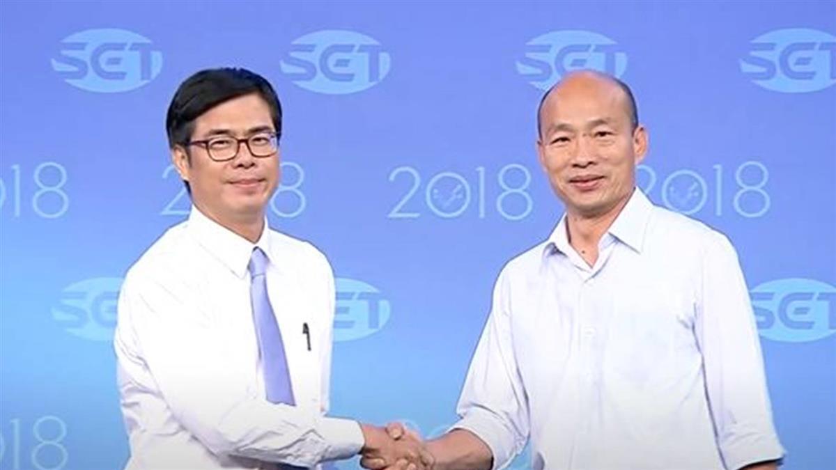 「若貪汙拒假釋關到死」 韓國瑜辯論會語出驚人