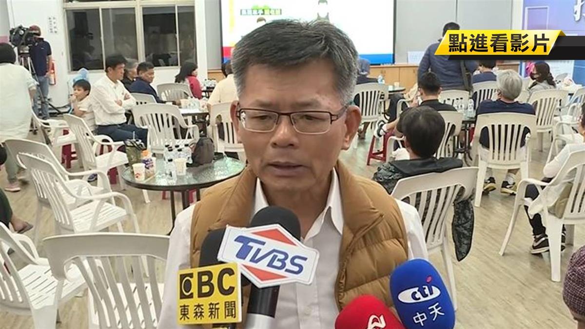 陳其邁直球攻擊韓國瑜 楊秋興緩頰:他不是考公務員