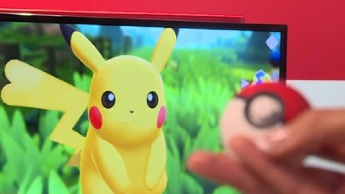 Switch「精靈寶可夢」 跨介面連動全新玩法