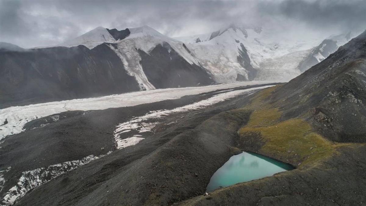 大陸冰河加速融化  敲響警鐘