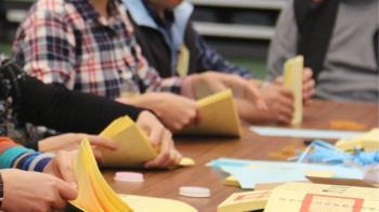 中選會:登公投意見書估花931萬 預備金支應