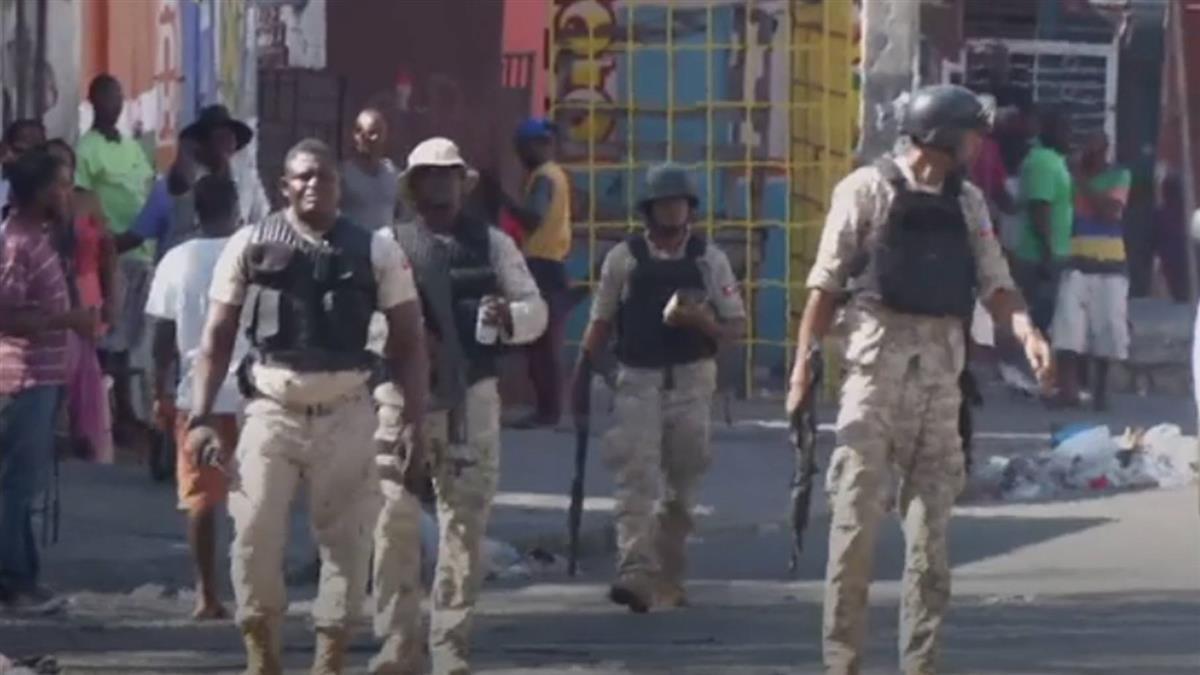 海地抗議貪腐示威流血 政府車衝撞釀至少6死
