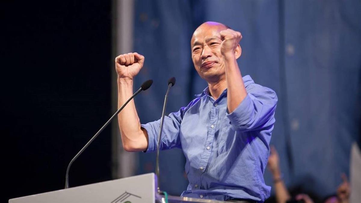 警追查「暗殺韓國瑜」發文 IP地點曝光