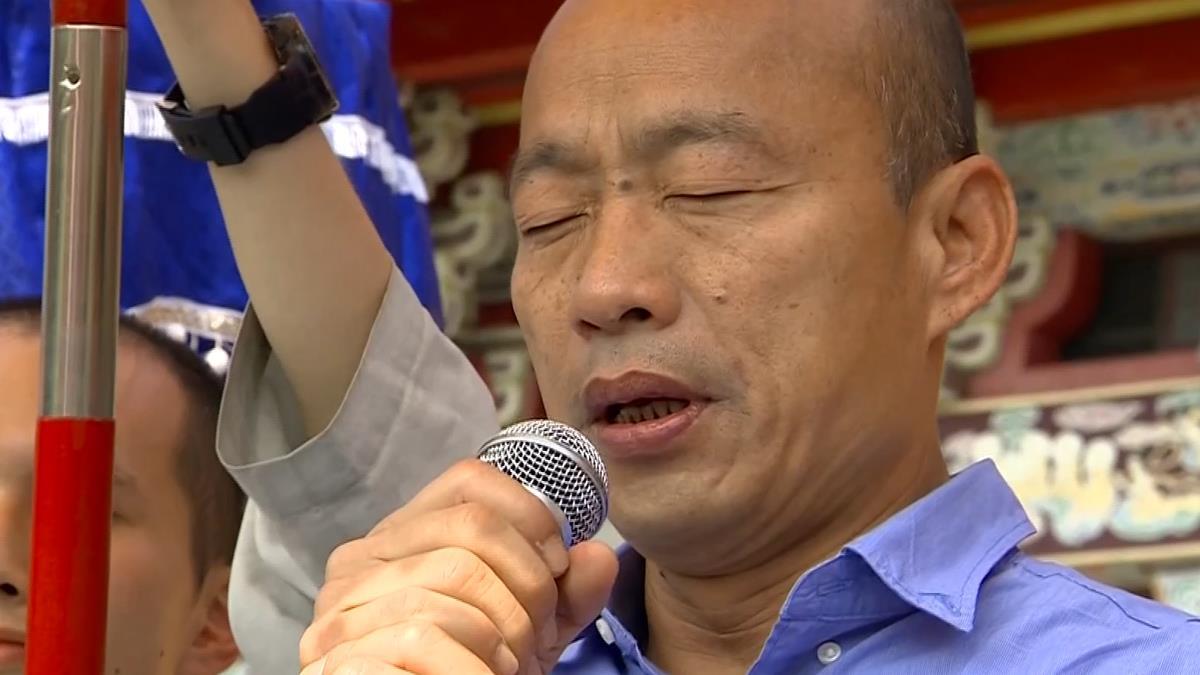 拚選舉仍多次造訪佛光山 韓國瑜:我是虔誠佛教徒