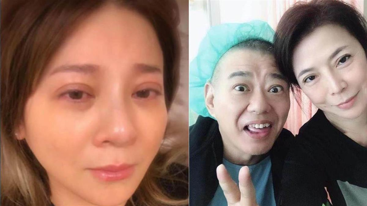阿娥崩潰大哭狂問王彩樺「怎麼辦?」安迪最新病況曝光