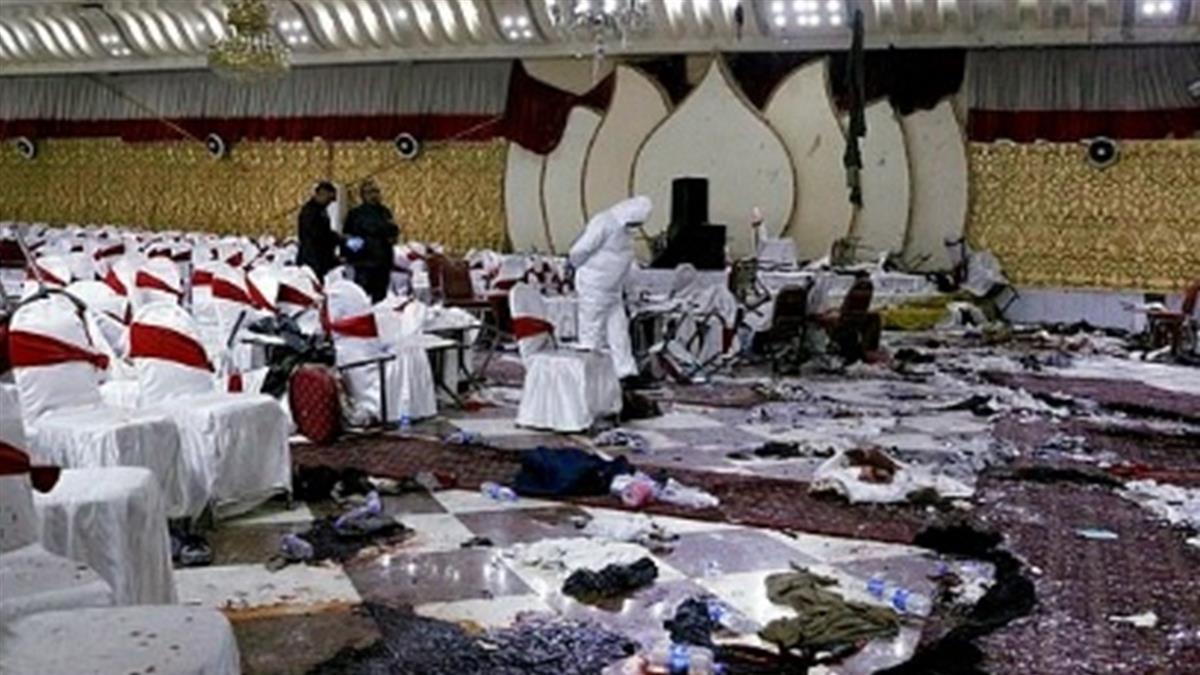 自殺炸彈客引爆畫面曝光!倖存者:到處都是肉塊