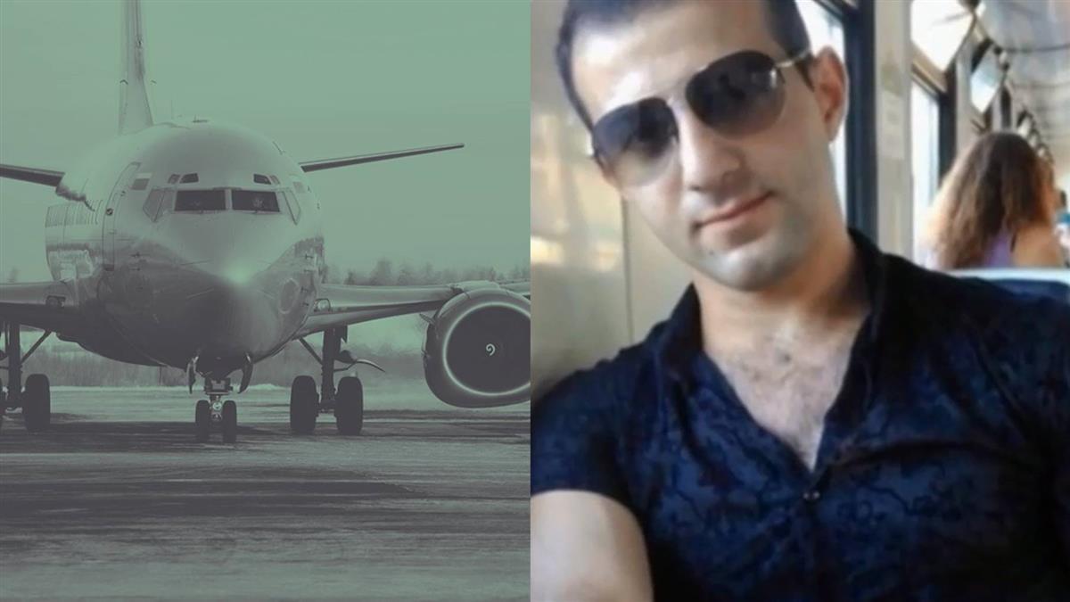 莫斯科飛機撞人 亞美尼亞籍遣返犯當場死亡
