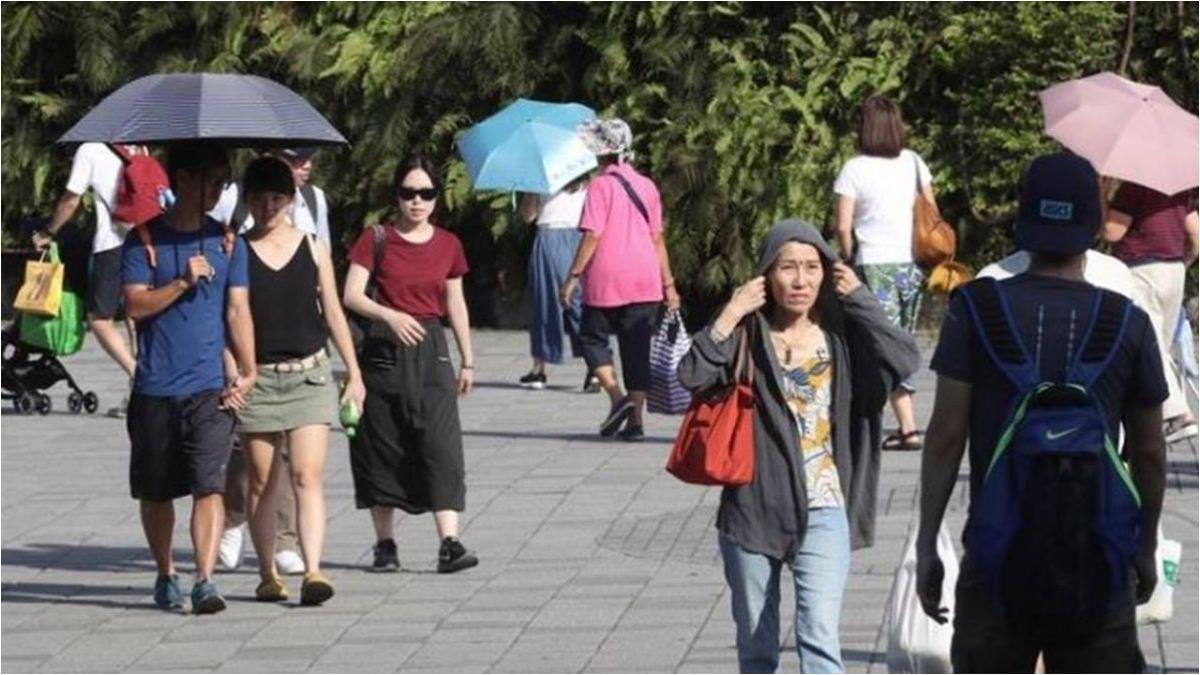 選舉投票日天氣轉晴 北中南溫暖舒適