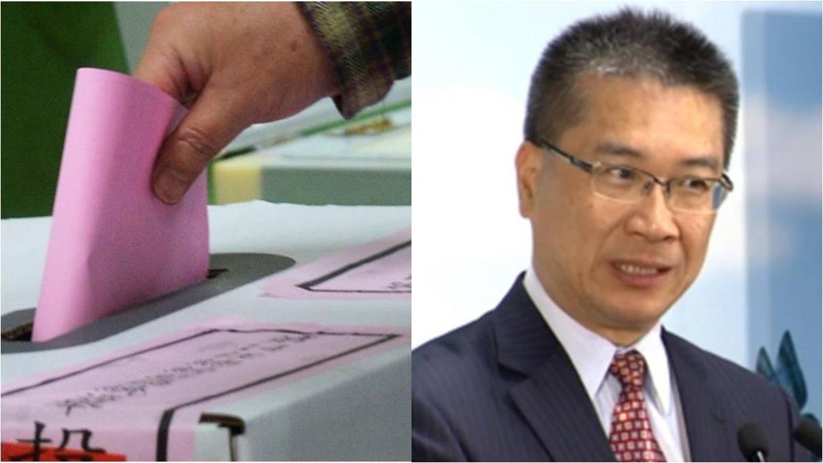 徐國勇:選舉是民主結果  盼選後回歸常態