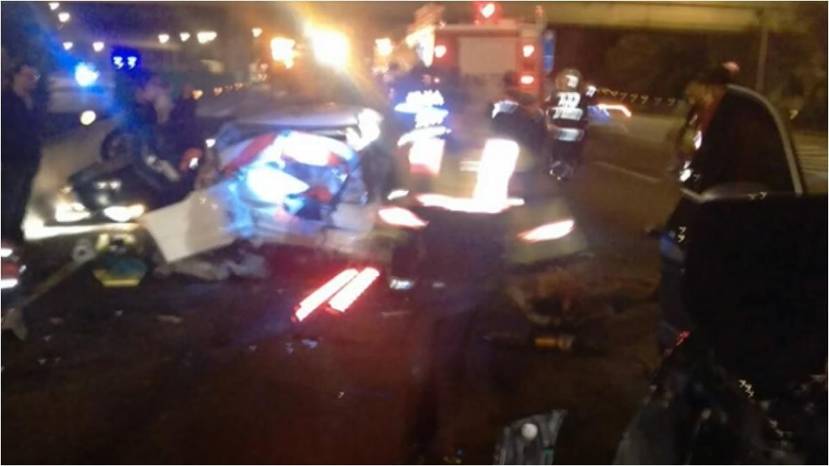 國道執勤遭撞  年輕員警昏迷指數3