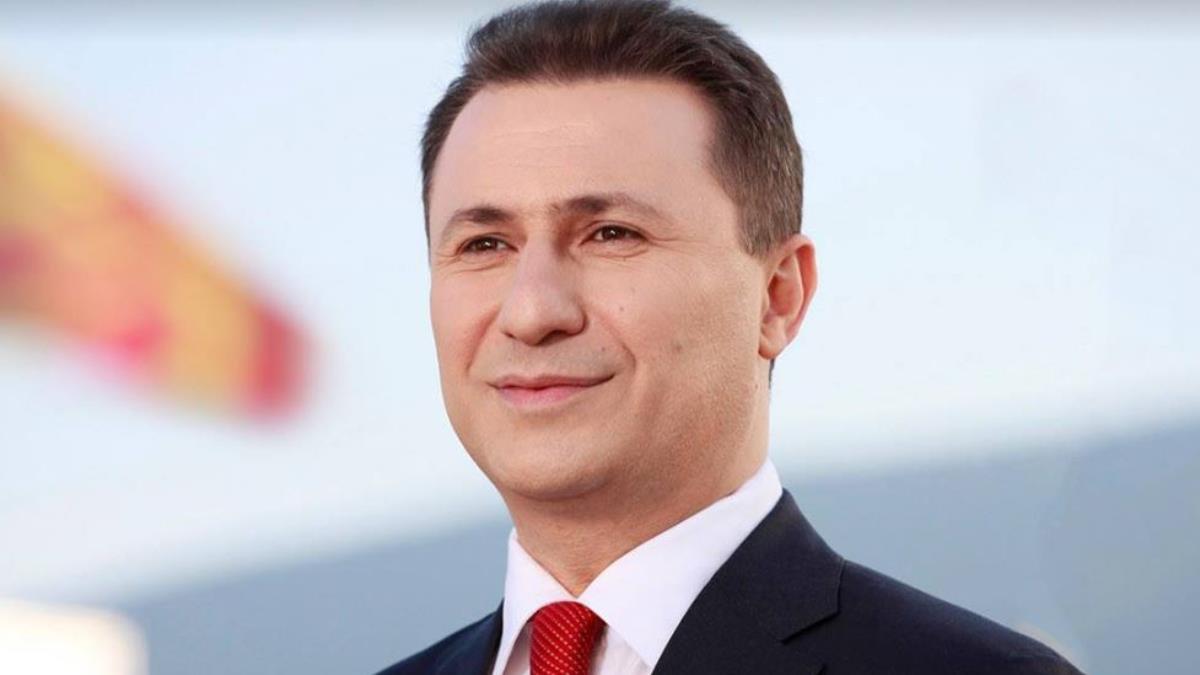 外逃前總理涉貪  馬其頓檢方追加起訴