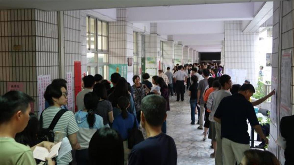 公投綁大選亂象 國民黨批中選會無能失職
