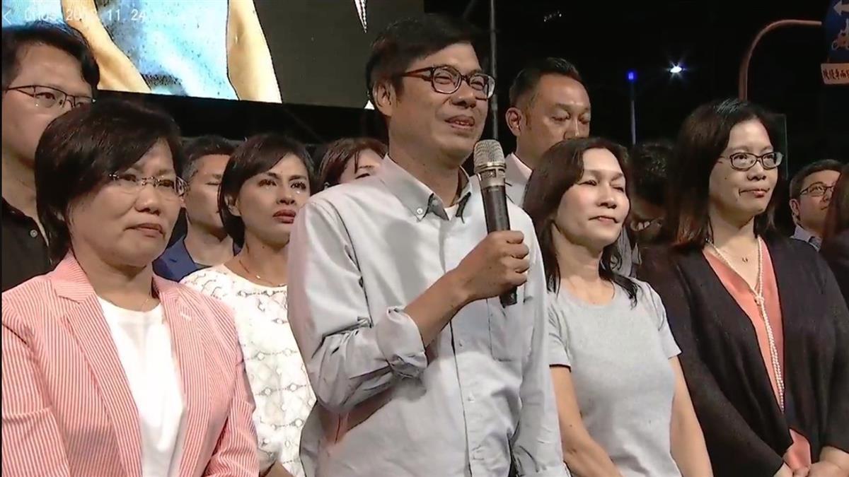 高雄綠地變藍天!網友灌爆邱議瑩臉書:感謝強力助選