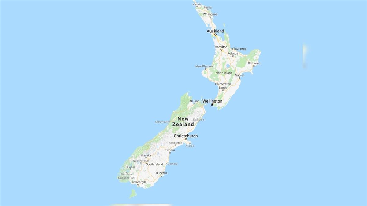 紐西蘭2016年規模7.8強震 讓南北島變近了