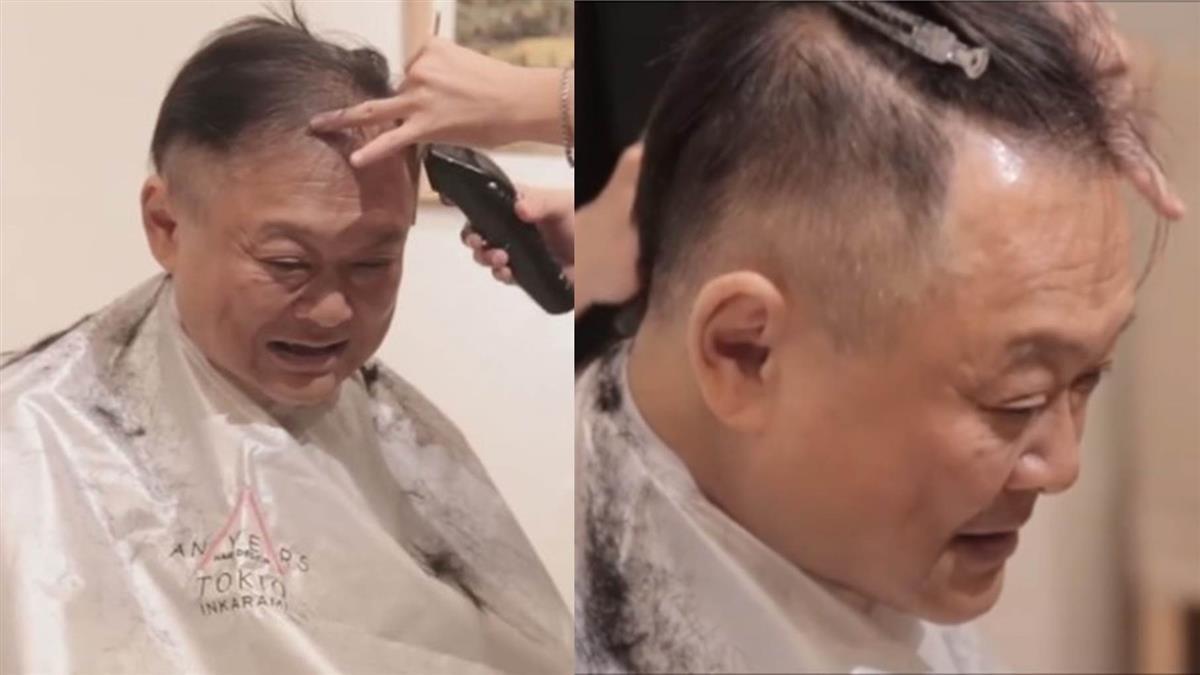 嗆柯P輸就剃光頭!最強柯黑連任 王世堅:理髮師帶來了