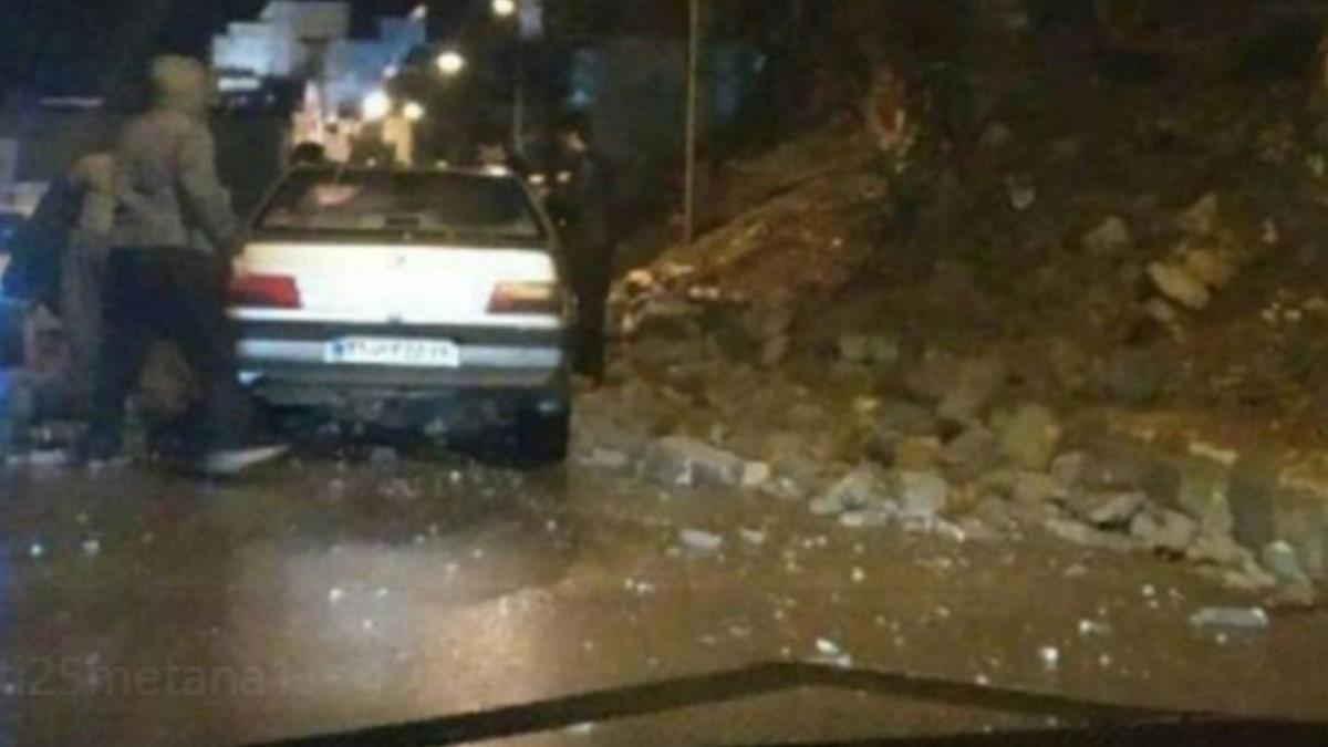 伊朗西部6.3強震 超過400人受傷