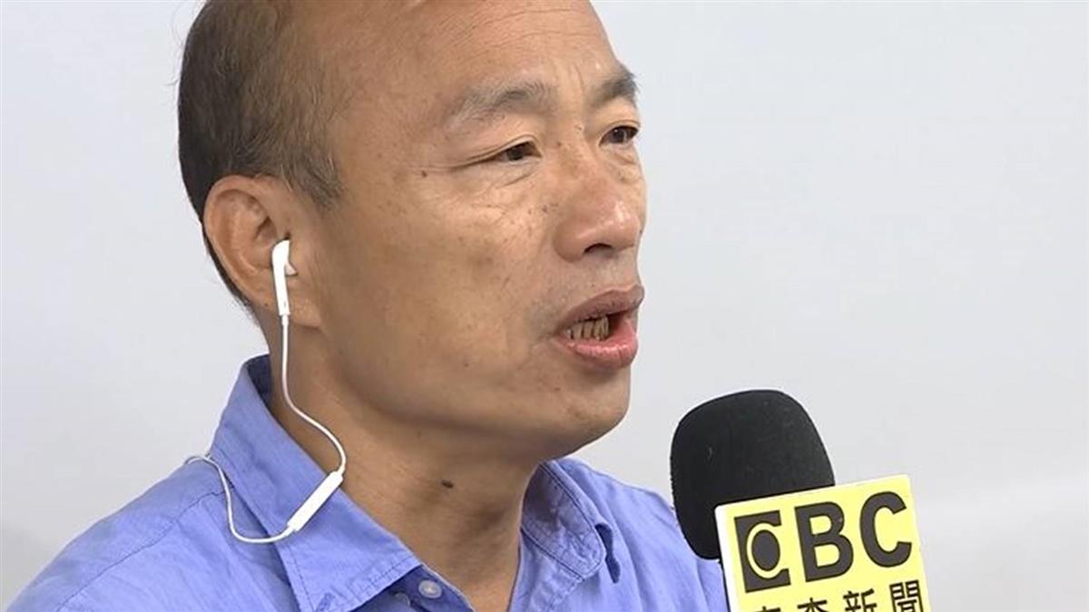 韓市長好忙! 當選首日神隱 「秘密會議」商討小內閣
