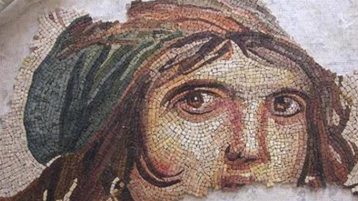 土耳其古文物吉普賽女郎 缺損部位返鄉