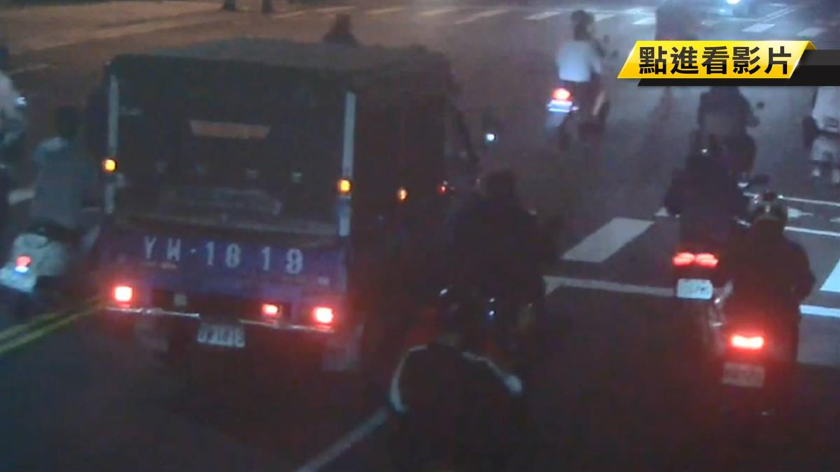 選舉後飆車!橫行三民區 警強勢逮5人