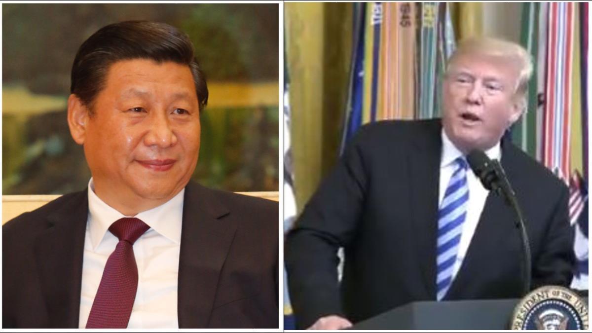 會習近平談貿易 川普:中國必須公平對待美國