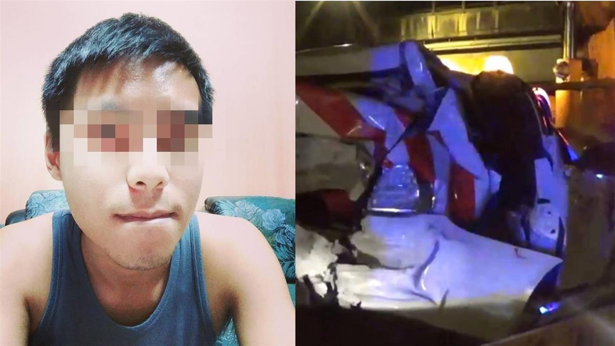 21歲國道警遭撞判腦死 家屬簽器捐:讓需要的人活下去