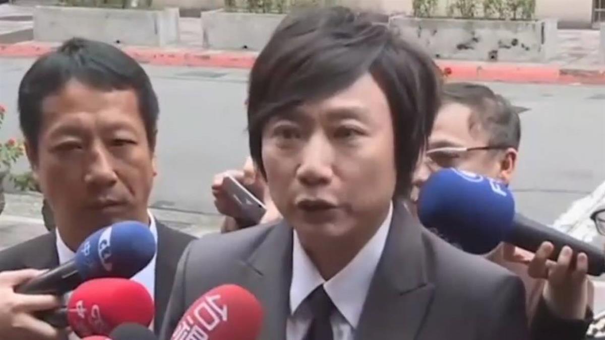 性侵案二審開庭 秦偉主張無罪