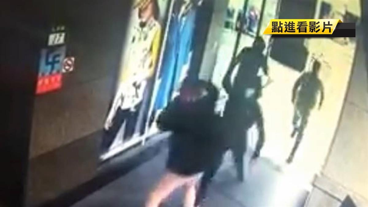日本A片商2在台高層遭痛毆!滿臉鮮血畫面曝光