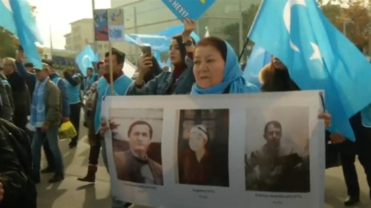 大陸大舉拘留維吾爾人 數百學者籲各國制裁