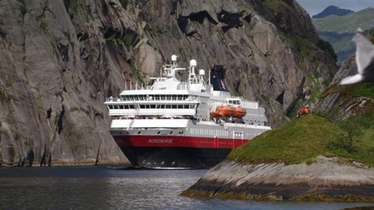用死魚製燃料 挪威環保郵輪最快2021年啟航