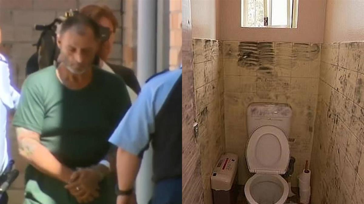 色男廁所性侵7歲女童...錄30分鐘片 遭拳擊壯漢「一手爆頭」