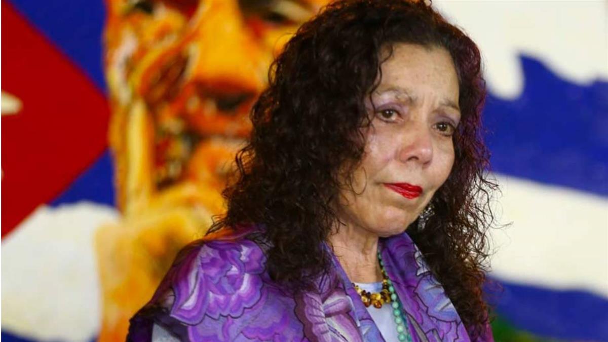 破壞國家民主 尼加拉瓜第一夫人遭美制裁