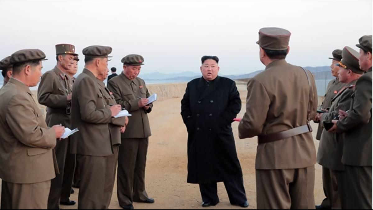 傳金正恩有條件讓寧邊核設施接受國際查核