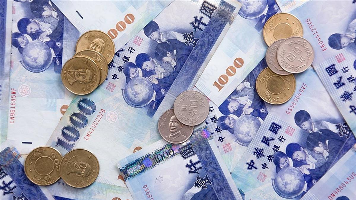 新台幣開盤貶1分 為30.910元