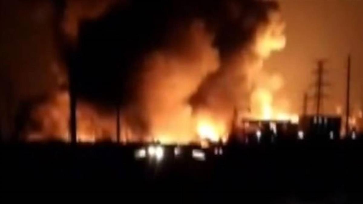 河北張家口發生爆炸事故  22死22傷