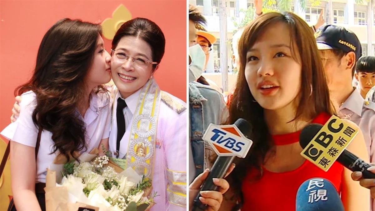 泰國版韓冰!19歲政二代助選 網見甜笑秒跑票