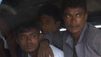 力阻跨海逃亡 警方將93名洛興雅人遣返緬甸