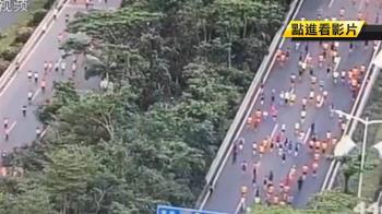 作弊!馬拉松爆集體抄捷徑 近300人遭永久禁賽