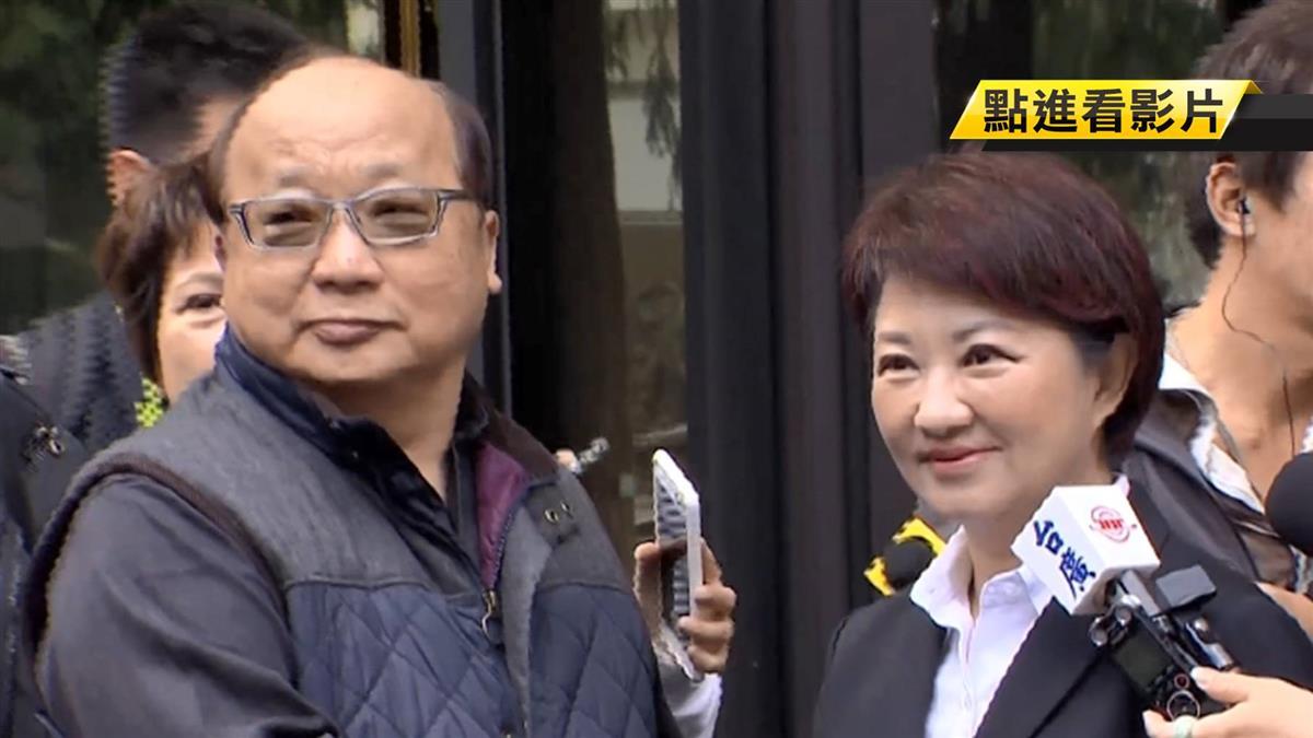 盧秀燕拜會前市長 停建山手線「推公車10元」