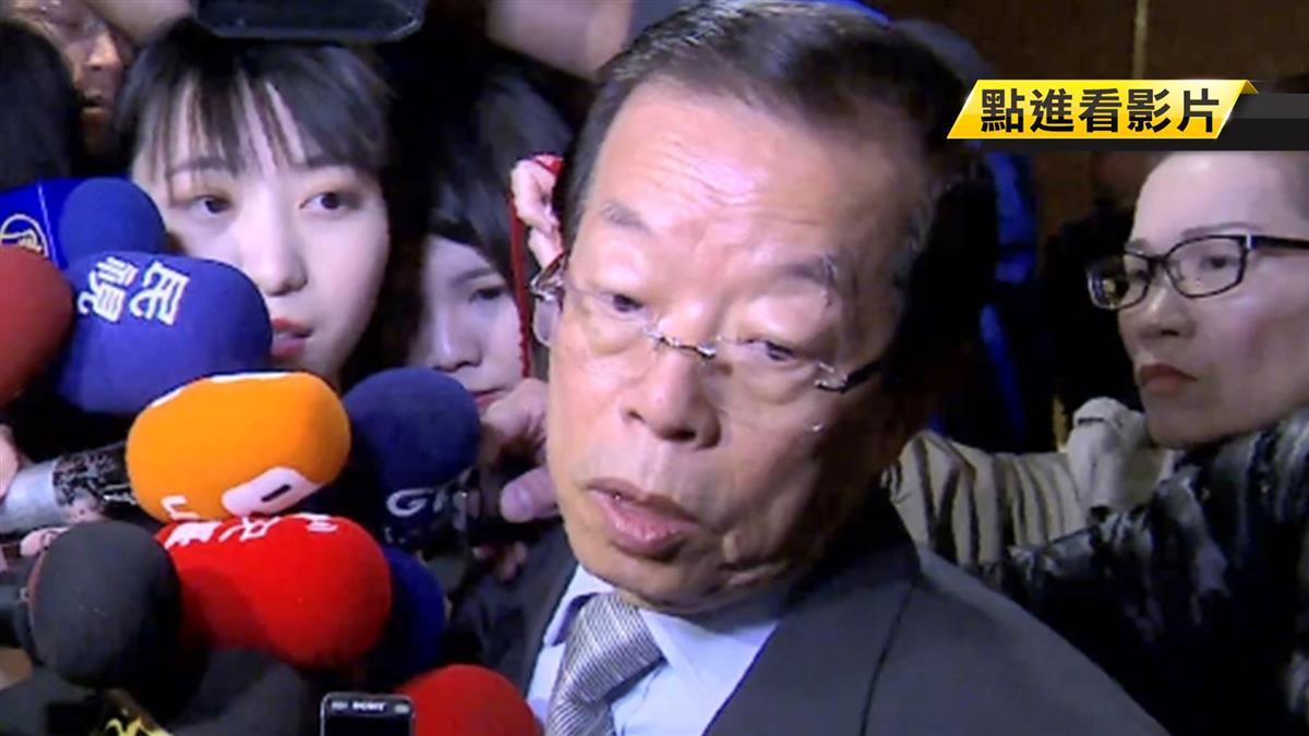 反核食公投過 謝長廷:尊重 結果大家共同承擔