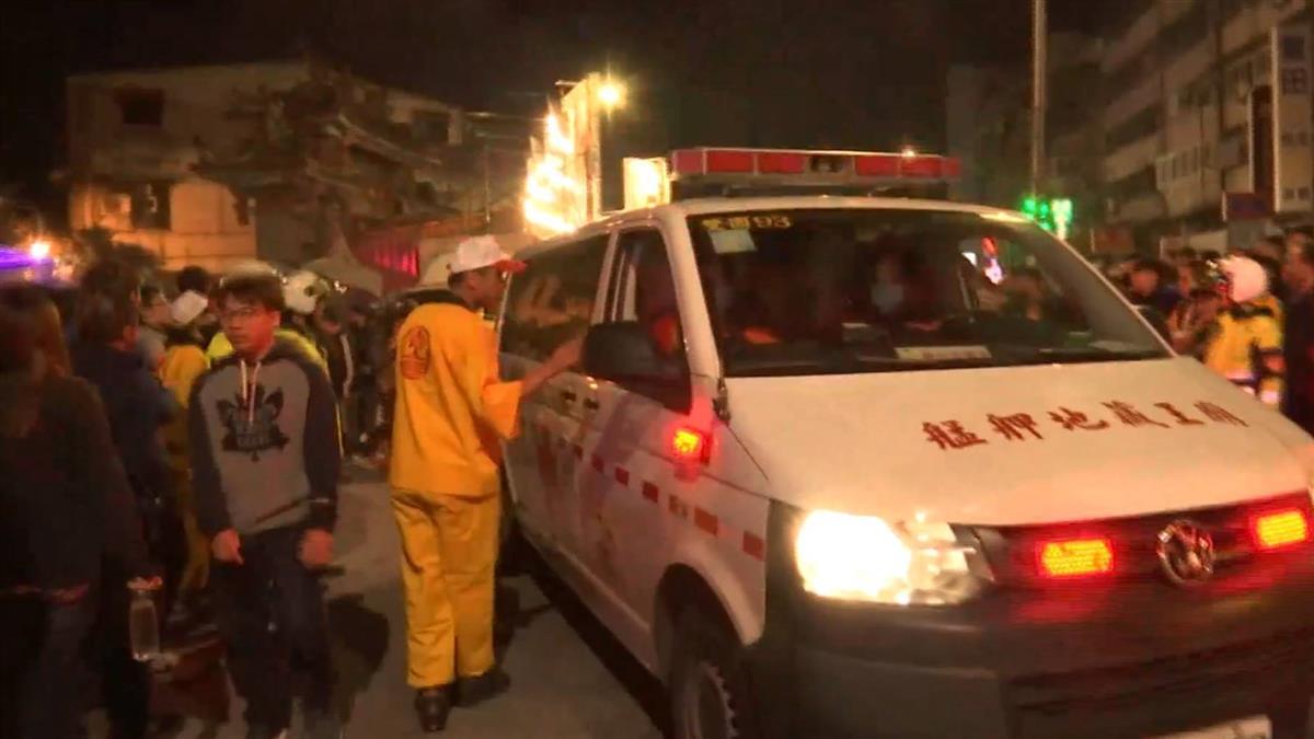 艋舺青山宮深夜遶境傳槍響!3男重傷送醫搶救