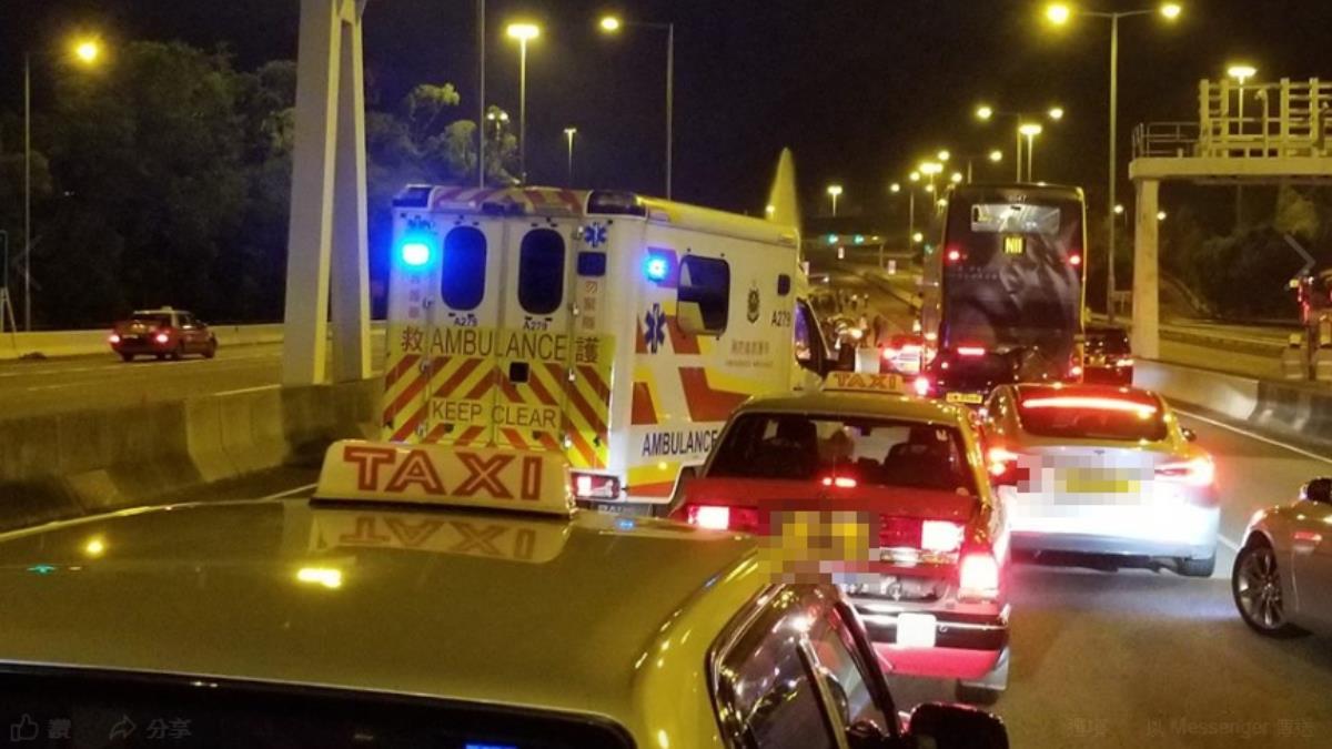 港嚴重車禍已5死  肇因疑涉司機疲勞駕駛