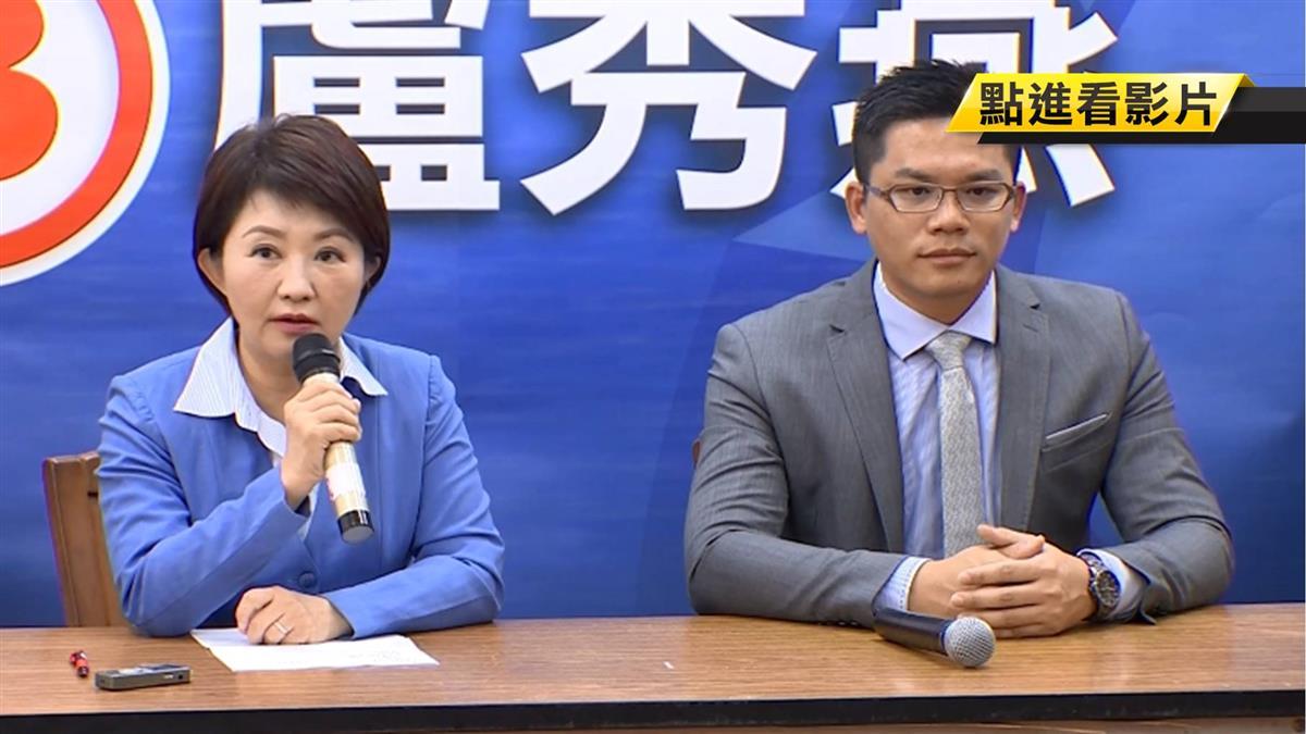 盧秀燕公布小內閣 34歲吳皇昇任新聞局長