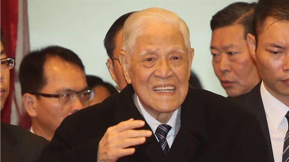 95歲李登輝跌倒撞頭…腦出血住院 北榮曝最新近況!