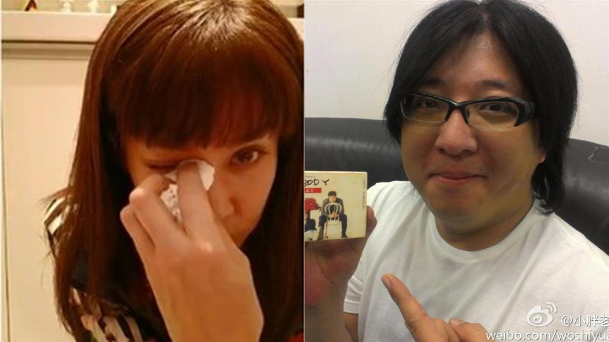 求離婚13年!她爆哭:袁惟仁做了女人最不能接受的事