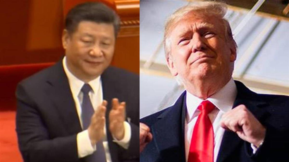 會川普 習近平:中美合作是最好選擇